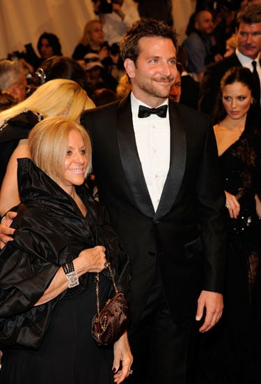 Gloria Cooper and Bradley Cooper