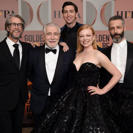 See the Cast of Succession at the Golden Globes
