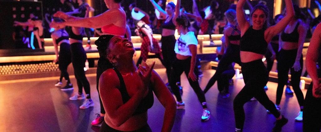 Forward__Space Virtual Dance Cardio Workout Class Review