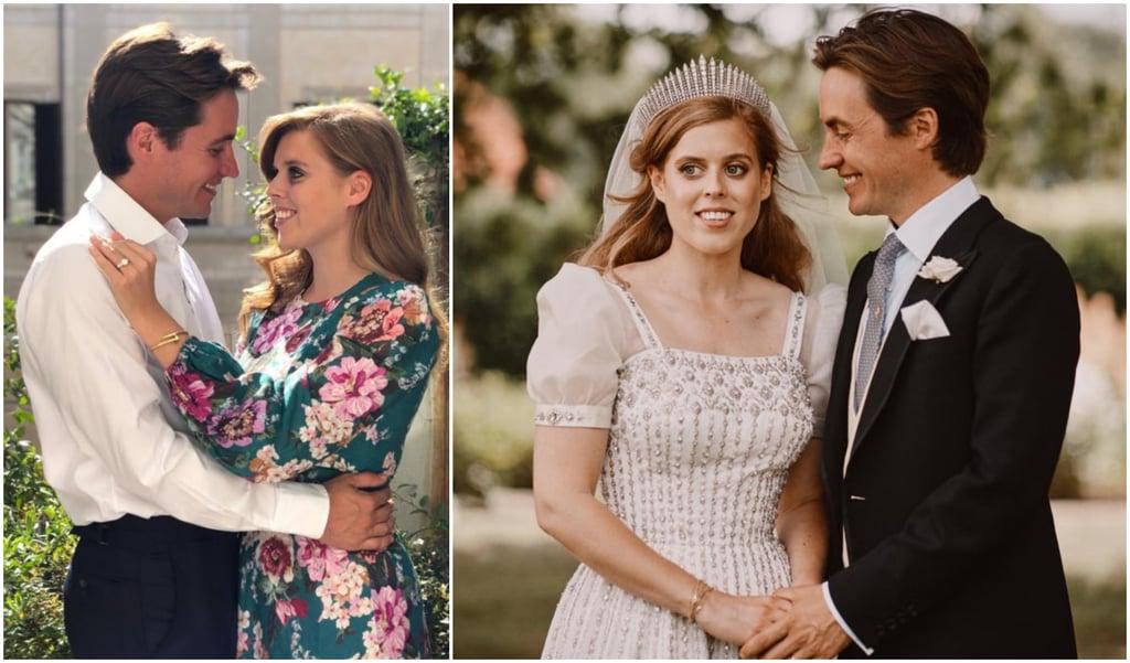 Princess Beatrice and Edoardo Mapelli Mozzi Cutest Pictures