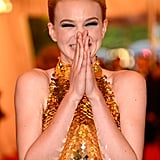 Carey Mulligan Shows Off Her Wedding Ring on the Met Gala Red Carpet