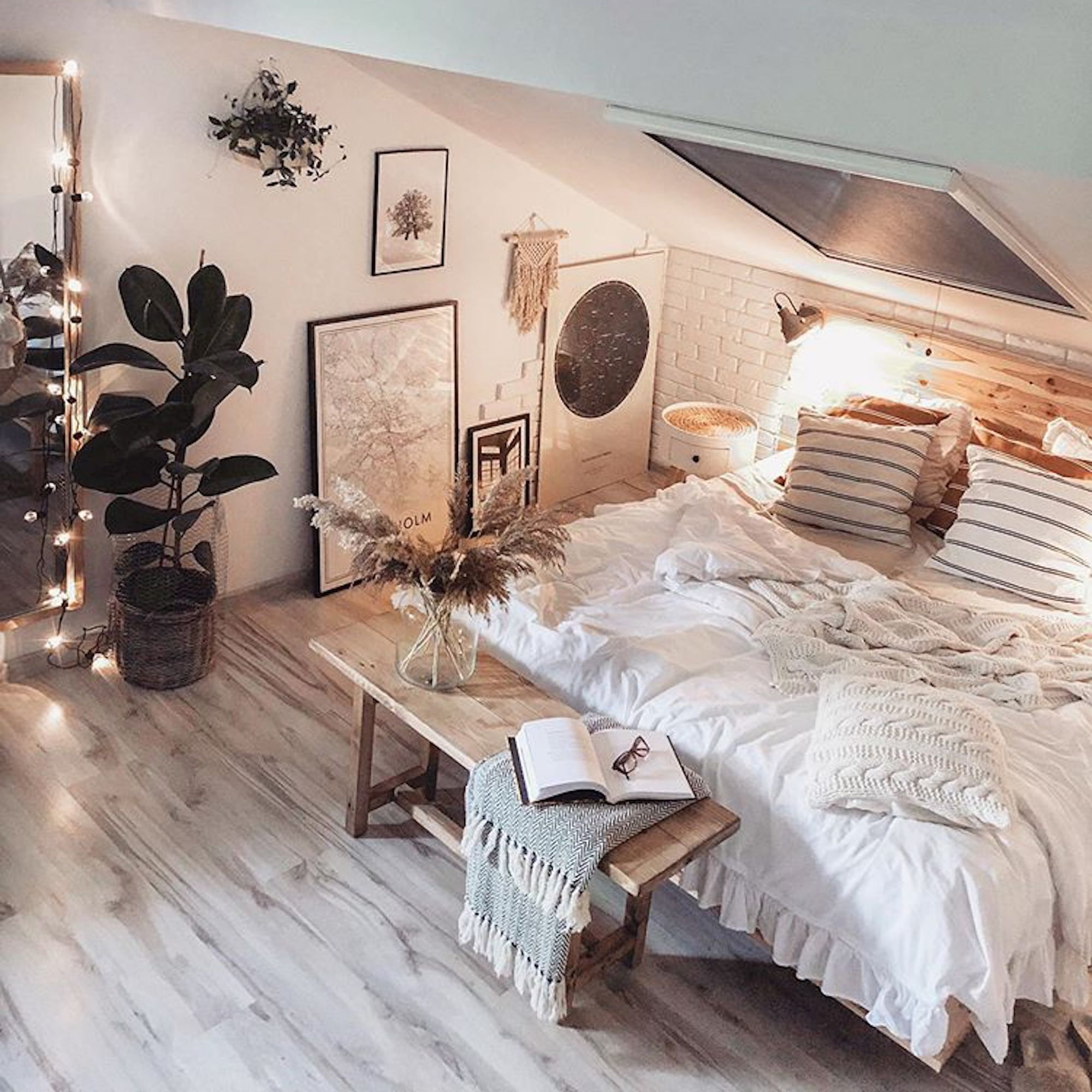 attic bedroom design ideas | popsugar home