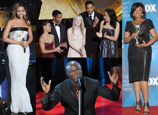 13/02/2009 NAACP Image Awards