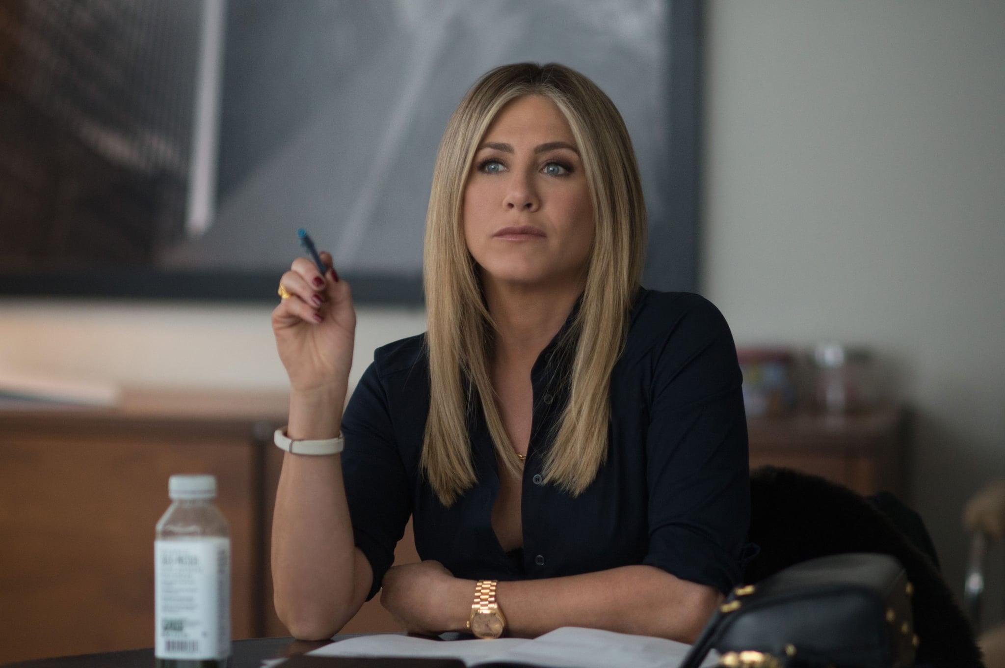 Jennifer Aniston Easter Egg in Office Christmas Party | POPSUGAR ...