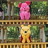 Party in the Pooh pagoda!