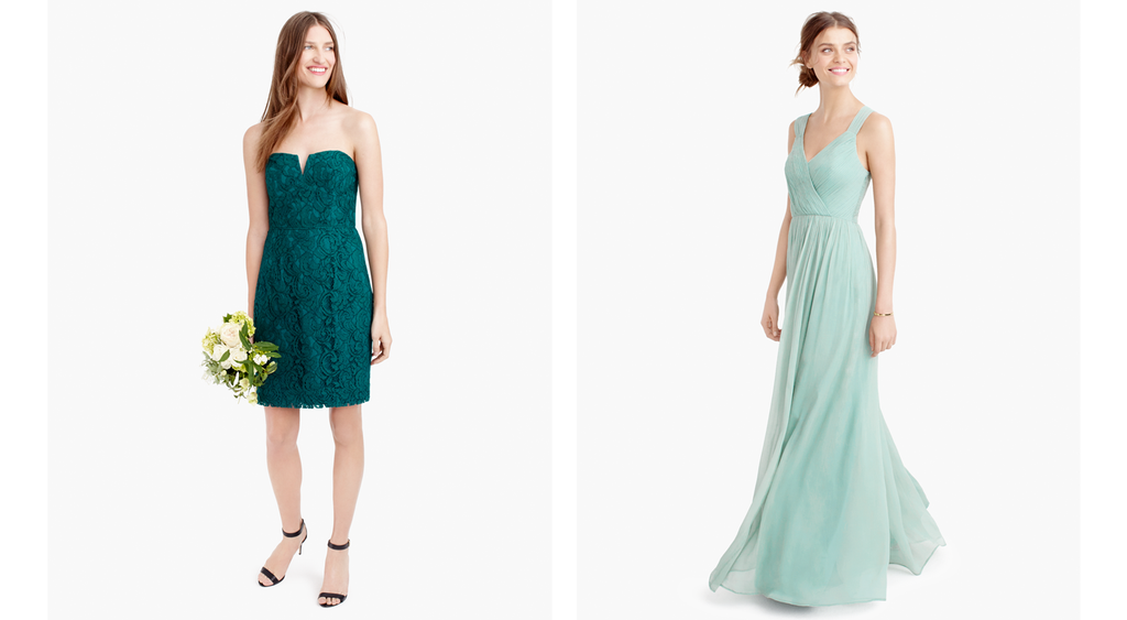 The Cara Dress and Anabel Dress ($298)