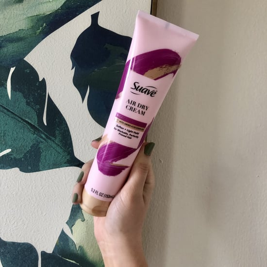 Suave Pink Heat Free Air Dry Styling Cream Review