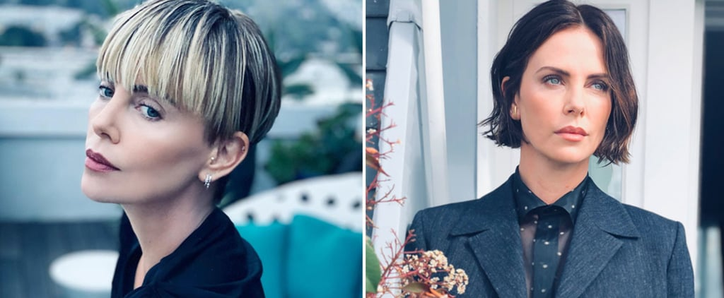 Adir Abergel on Charlize Theron's Hair Transformations
