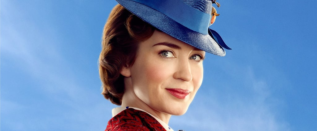 Is Emily Blunt Really Singing in Mary Poppins Returns?