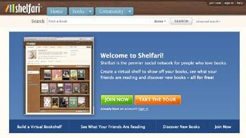 Review of Shelfari