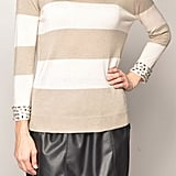 The  Cameron Sweater  ($275) is great for the holidays and can be worn all year long!