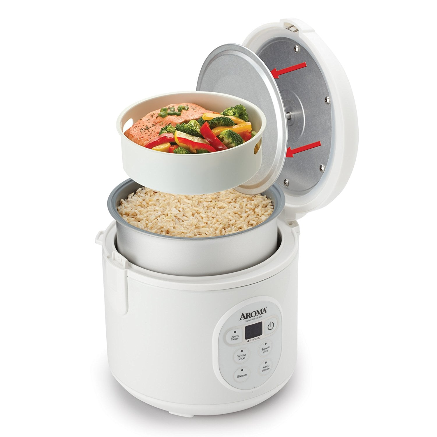 Kitchen Living Food Steamer: Best Rice Cooker