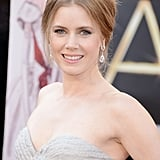 Amy Adams on the red carpet at the Oscars 2013.