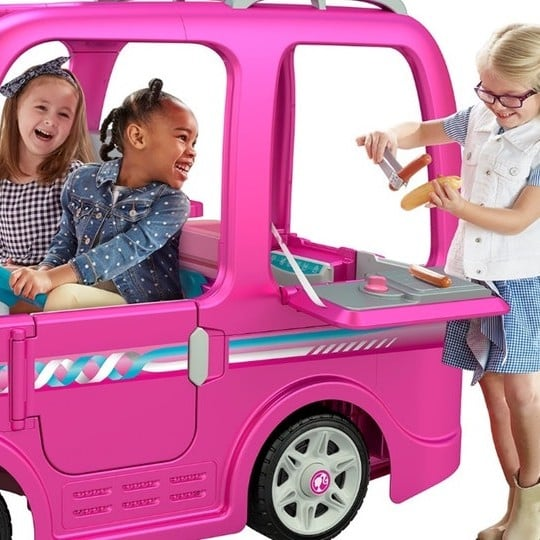 Fisher Price Barbie Camper Recall February 2019