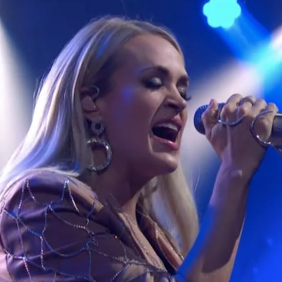 "Carrie Underwood Performing ""Low"" on Colbert Video"