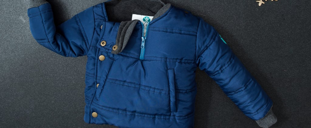 Coat That Keeps Kids Safe in Car Seats