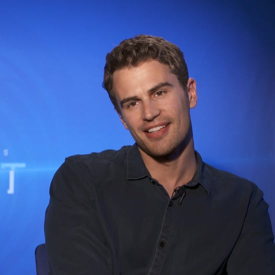 Theo James Talks Allegiant (Video)