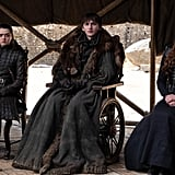Sansa Not Getting the Iron Throne