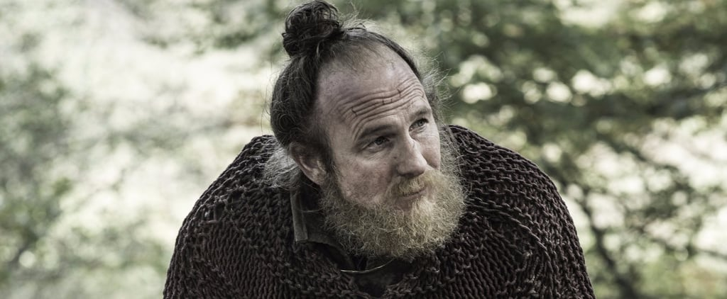 """Pay Special Attention to That """"Topknot"""" Dude on Game of Thrones"""