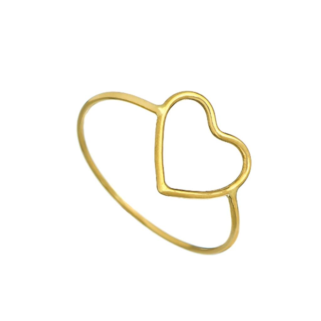 Ariel Gordon Heart Ring