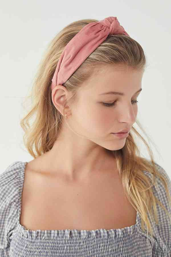 Top Knot Headband  c537f3fcb97