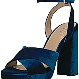 Our Pick: The Fix Gabriela Cross-Strap Platform Sandal