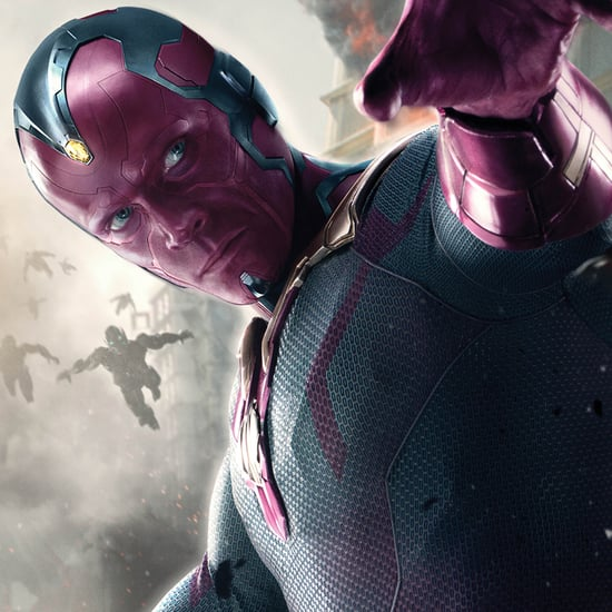 Who Is Vision From The Avengers?