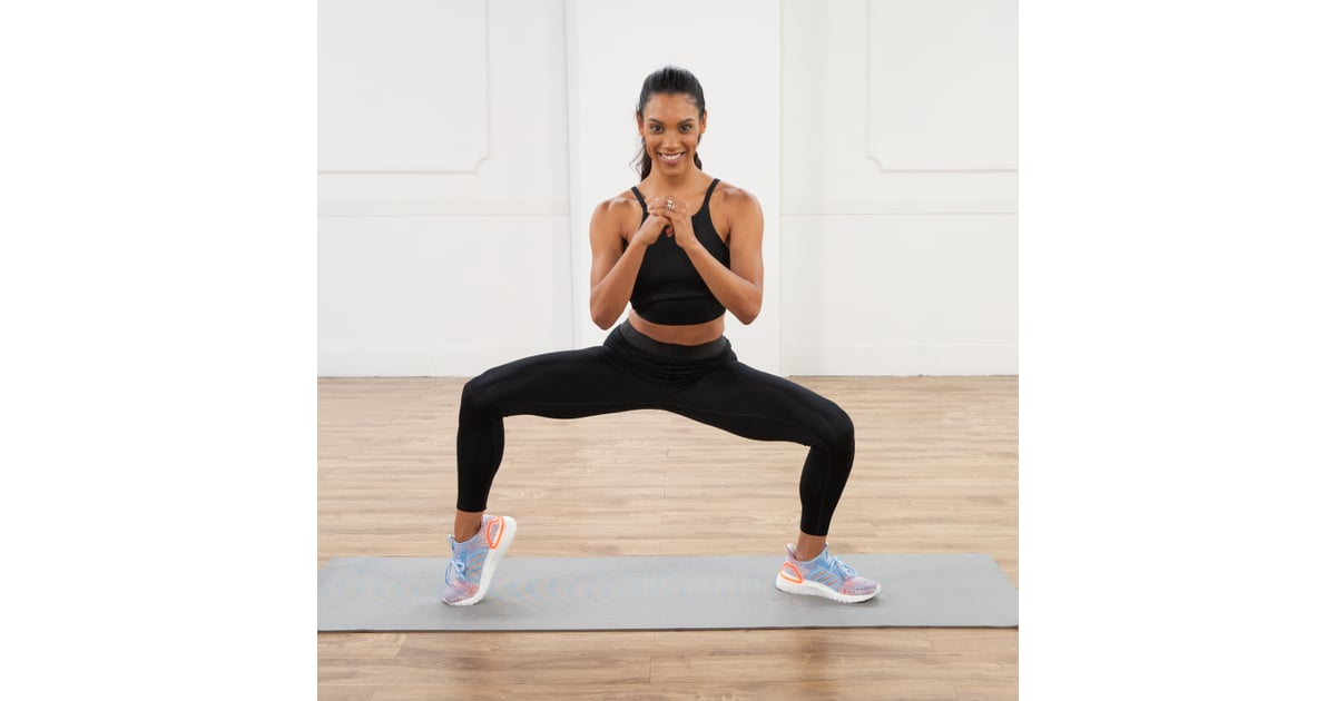 30 Minute Cardio And Toning Bodyweight Workout Popsugar Fitness