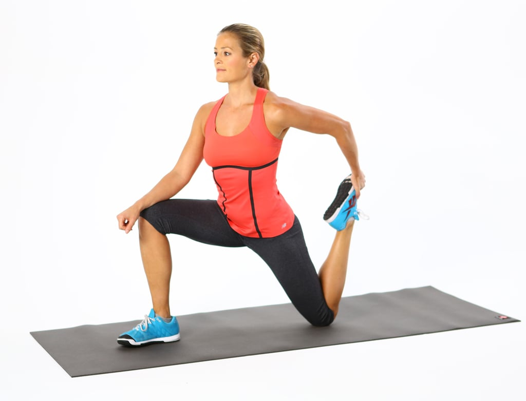 Kneeling Quad Stretch