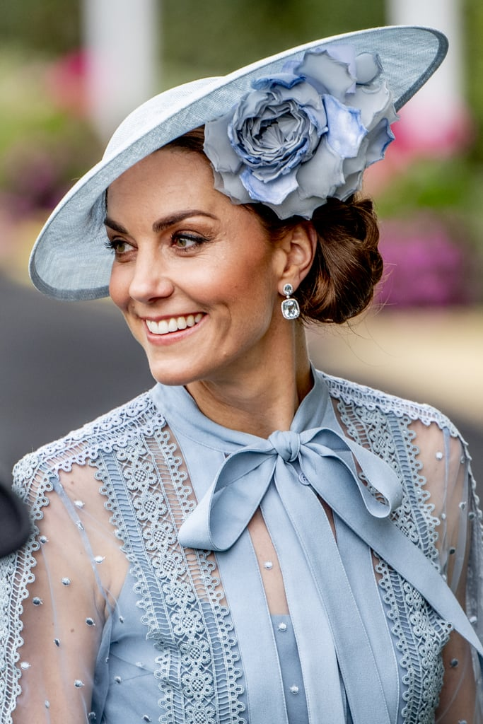 Catherine, Duchess of Cambridge, at Royal Ascot