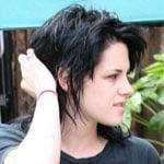 Whoa — Kristen Stewart Debuts Full Joan Jett Hair!