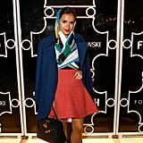 Miroslava Duma at the Bonjour Y'all party in Dallas. Photo courtesy of Forty Five Ten