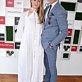 Hannah Bagshawe, and Eddie Redmayne