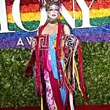 Taylor Mac at the 2019 Tony Awards