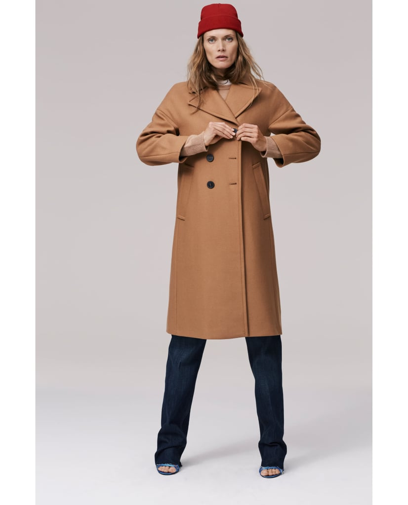 Zara Long Oversized Coat