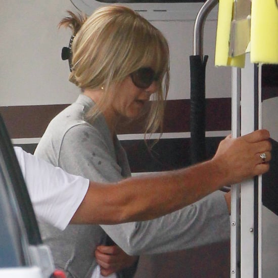 Jennifer Aniston Back to Work After Engagement