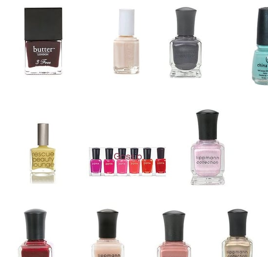 Nail Polishes Inspired by the Stars