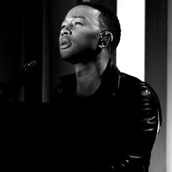 John Legend Performing at the 2017 Billboard Music Awards