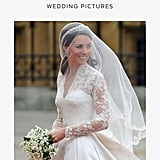 The Duke and Duchess of Cambridge Wedding Pictures