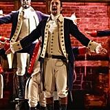 How Long Was Lin-Manuel Miranda in Hamilton on Broadway?