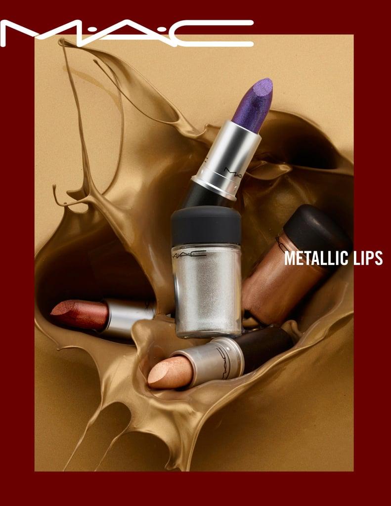 MAC Cosmetics Metallic Lips Spring 2017
