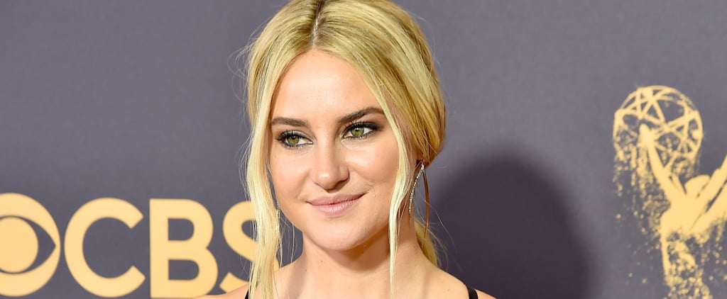 Shailene Woodley Brought Back This '90s Hair Trend at the Emmys, and We Are Here For It