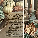 The Fall Tablescape