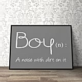 What Is a Boy?