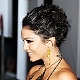 Vanessa Hudgens's Cool-Girl Up 'Do