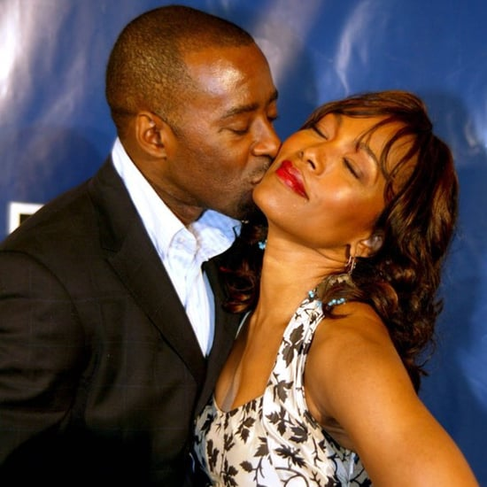 Angela Bassett and Courtney B. Vance Cute Pictures