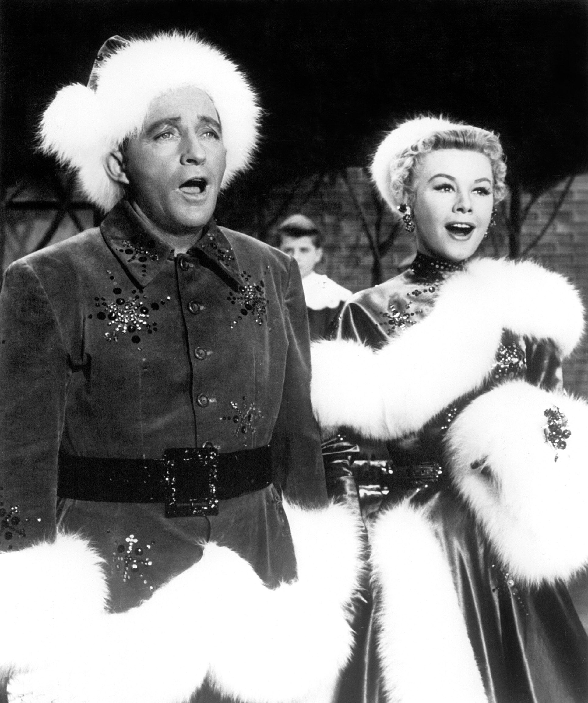 White Christmas In Theaters.Movies Tv Music Start Decking The Halls Because White