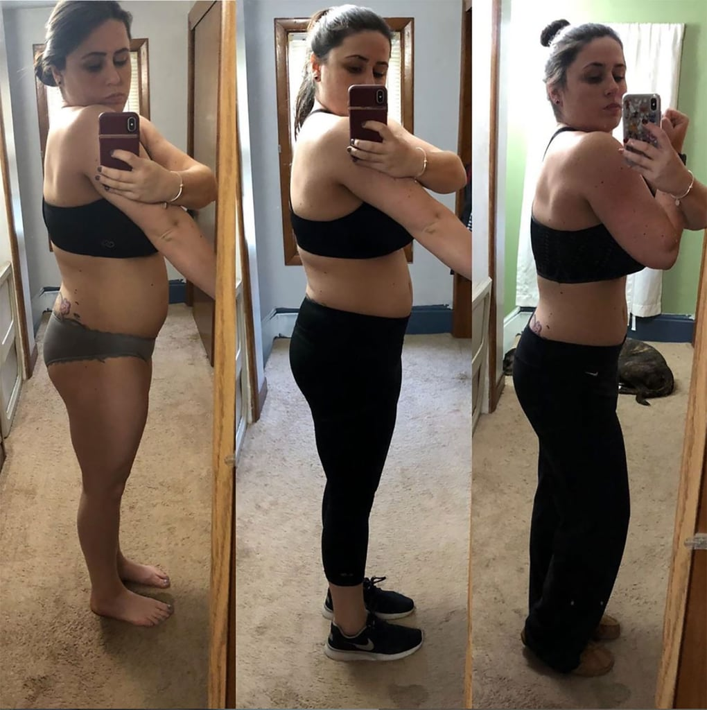 27-Pound Weight-Loss Transformation Counting Macros