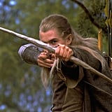 2001–2003: Legolas, The Lord of the Rings Trilogy