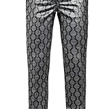 Stella's brocade comes in a slick, mercurial hue that would pair perfectly with a camel cashmere pullover. Stella McCartney Alfred Brocade Trousers ($886)